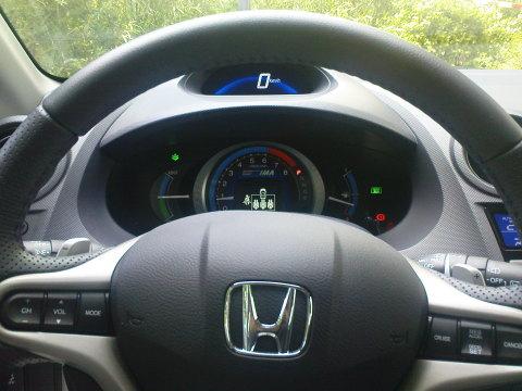 Honda InsightArmaturenbrett