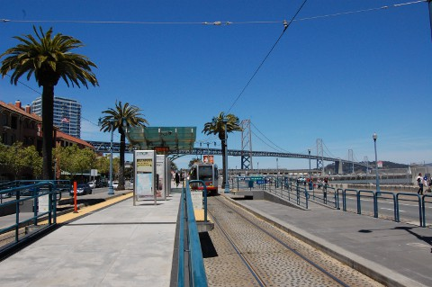 Embarcadero / Townsend St.