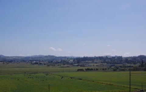 Kalifornische Landschaft