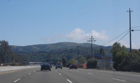Kalifornien Highway