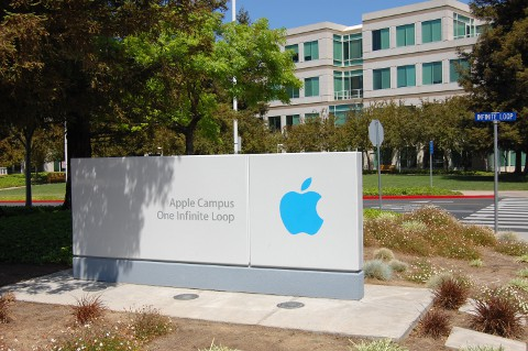 Apple: One Infinite Loop, Cuppertino