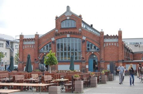 Oulu Markthalle