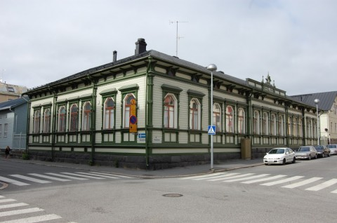 Oulu Stadthaus