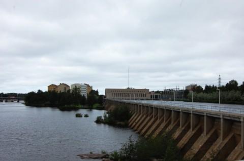 Oulu Staumauer