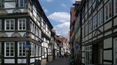 Hameln Altstadt