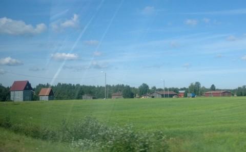Finnland, Landwirtschaft
