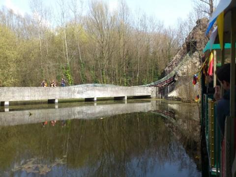 Spreepark Wildwasserbahn