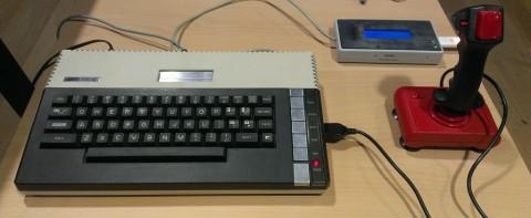 Atari 800 XL von 1983