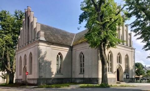 Kirche von Schinkel