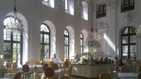 Frühstück im Apollo Saal