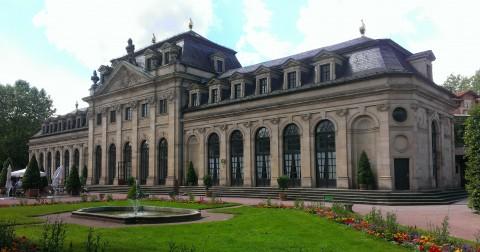 Schlosshotel in Fulda
