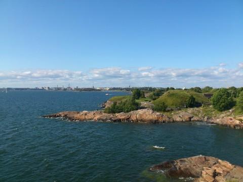 Bucht von Helsinki