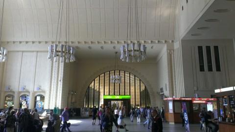 Eingangshalle Hauptbahnhof