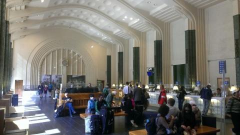 Schalterhalle Hauptbahnhof