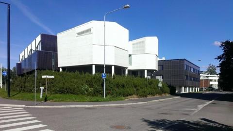 Polizeigebäude