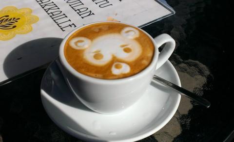 Cappuccino - lecker und liebevoll zubereitet.