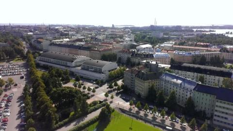 Blick auf die westliche Innenstadt