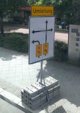 Berlin - auf den Punkt