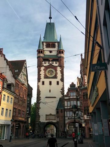 Freiburg, Martinstor