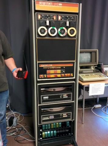 DEC PDP8/e