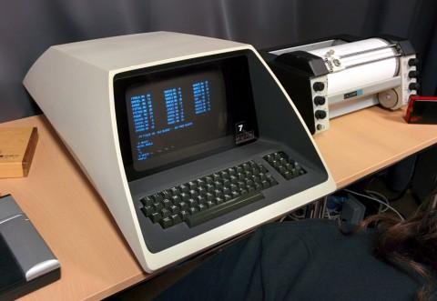 DEC VT05 Videoterminal