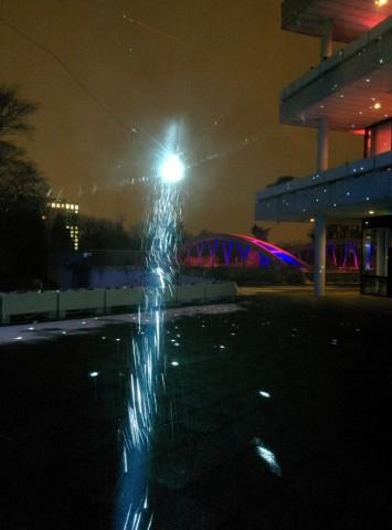 Zuletzt doch noch Schnee in Hamburg
