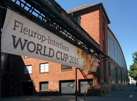 Fleurop Interflora World Cup in der Arena