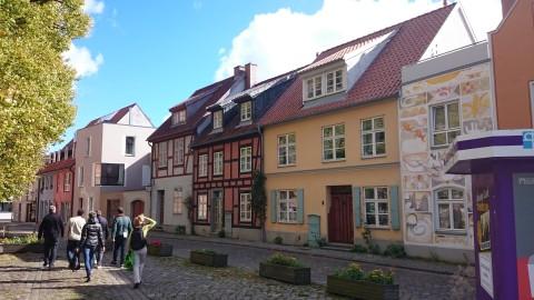 Stralsund - Runddgang mit Architekten