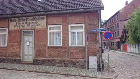 Stralsund - Henning Mörder Straße