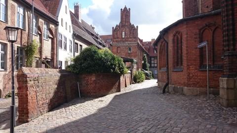 Stralsund - Nicolaikirchhof