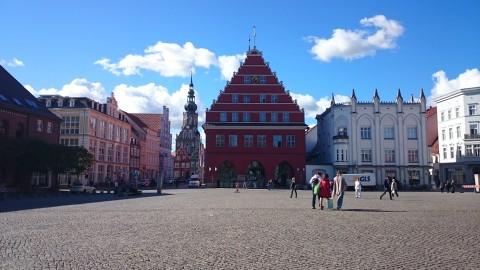 Greifswald - Markt