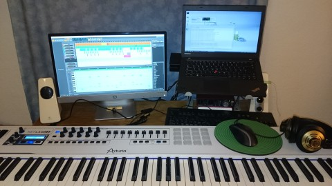 Musik Setup