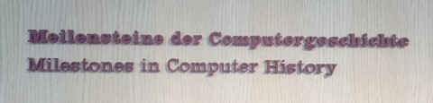 Meilensteine der Computergeschichte