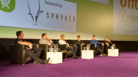 Paneldiskussion Shopsysteme