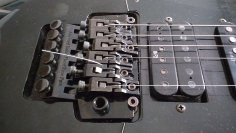 Floyd-Rose Tremolo