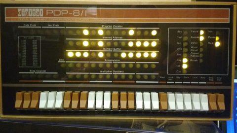 PiDP-8: fertig und läuft