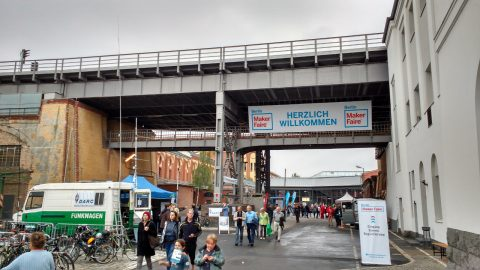 Maker Faire in der Station Berlin