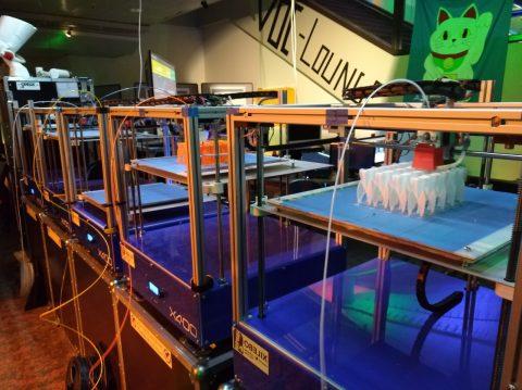 33C3 - 3D Drucker en masse