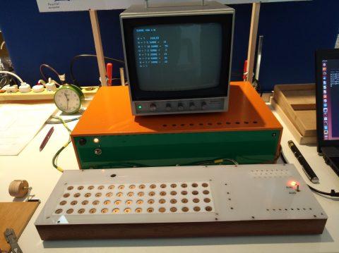Selbstbaurechner von 1974