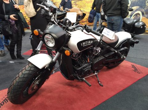 Heavy Metal aus USA: Indian statt Harley