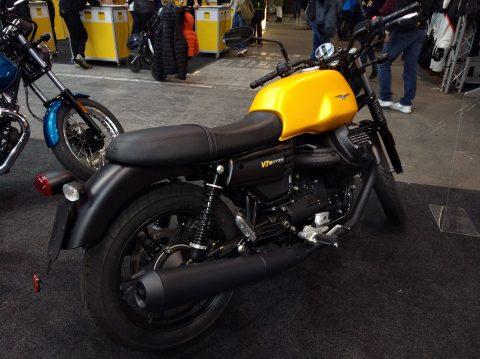 Klassische Schönheit: Moto Guzzi V7 III