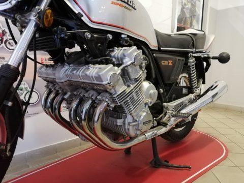 Klassische Schönheit aus den 70ern: Honda CBX
