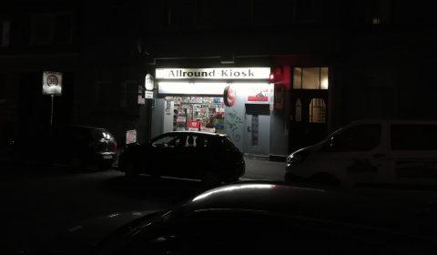 Kiosk seit über 40 Jahren